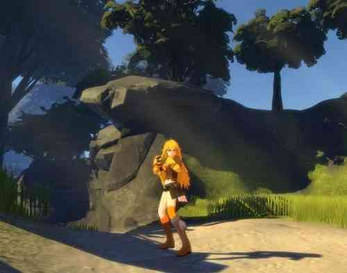 RWBY: Grimm Eclipse Screen 5
