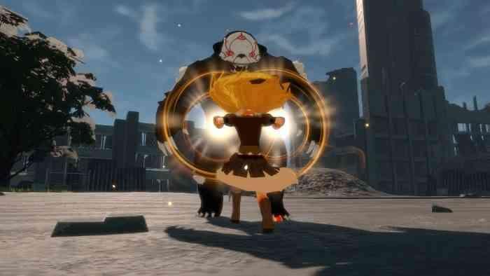 RWBY: Grimm Eclipse Screen 1