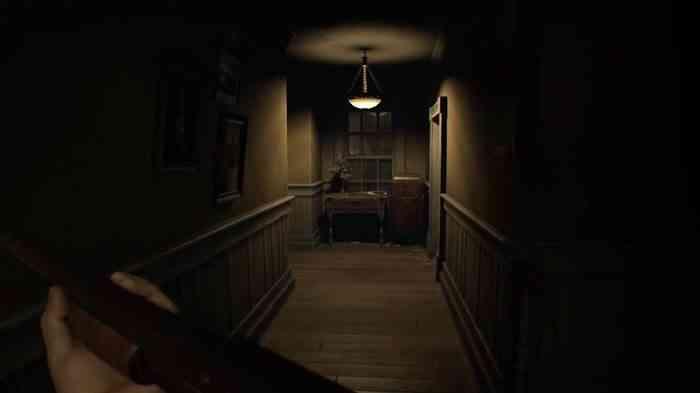Resident Evil 7 Screen