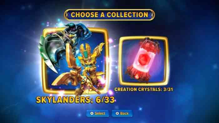 Skylanders Imaginators Switch Top