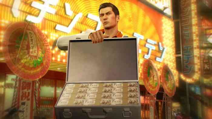 Yakuza 0 Hero Pic