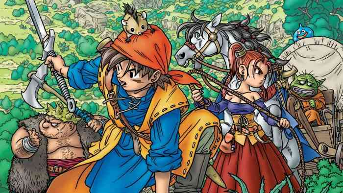 Dragon Quest VIII Hero