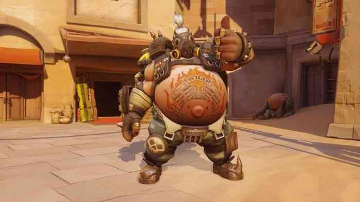 dva roadhog nerf overwatch community Blizzard Entertainment Client Update