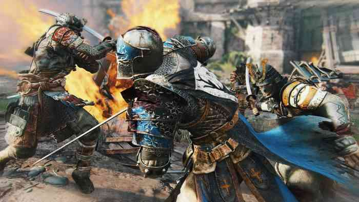 For Honor Top Screen