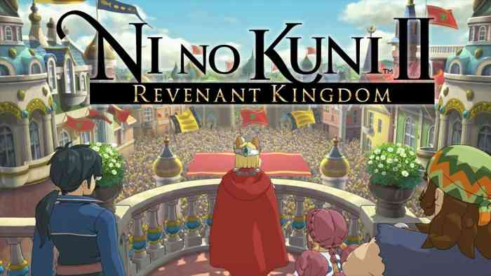 Ni No Kuni 2 gone gold