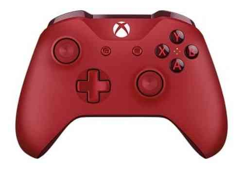 Slick Red Xbox One Controller Launches Next Week