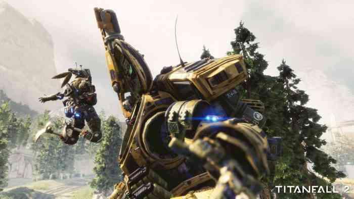 New Titanfall 2 Mech titanfall-2-pilot-meets-titan