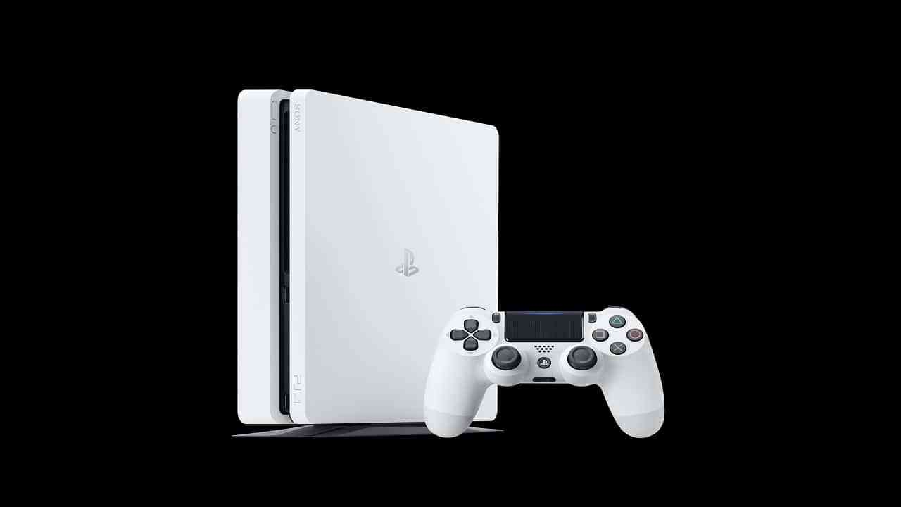 Sleek Glacier White Ps4 Slim Available Later This Month