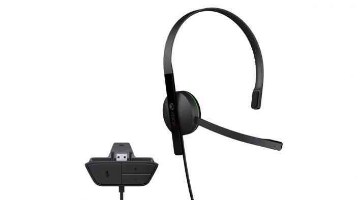 xbox one standard headset