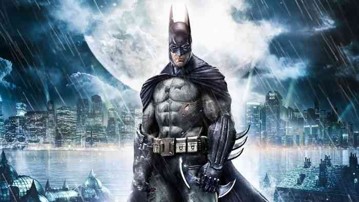 Top 10 Last Generation Batman Arkham Asylum