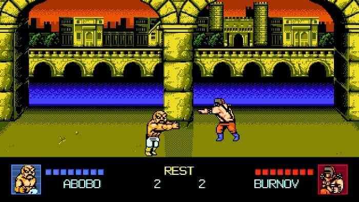 Double Dragon IV Screen 2