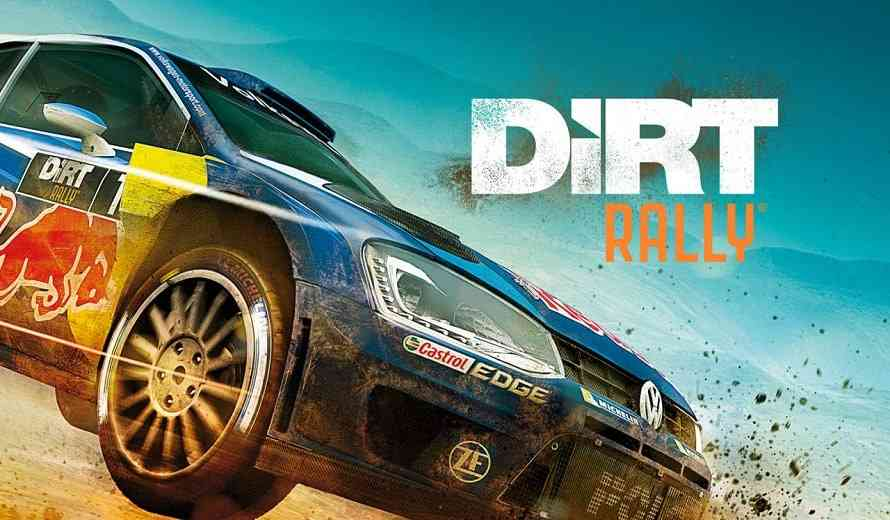 Dirt Rally VR   PS4 PSVR - cover
