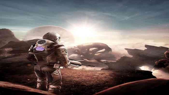 Farpoint FPS VR top screen