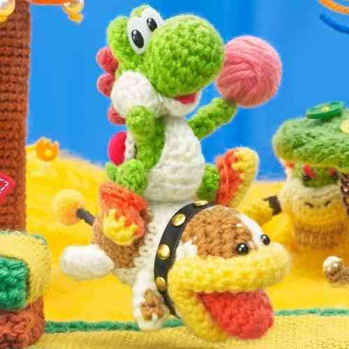 Poochy & Yoshi's Woolly World Featured