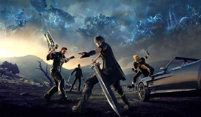 Final Fantasy XV Gladiolus DLC Trailer Revealed