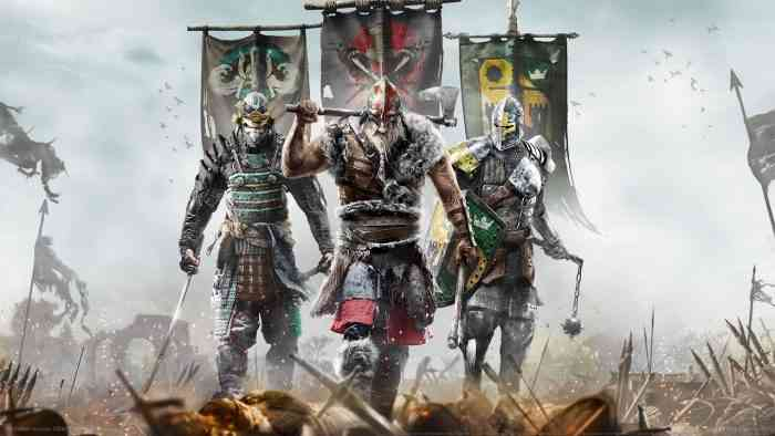 For Honor Top Screen MIN