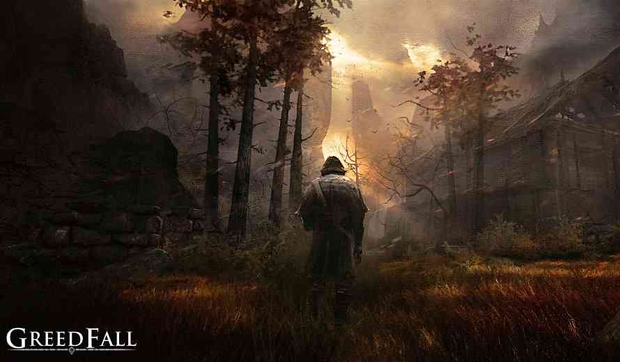 Epic Trailer Reveals New RPG 'GreedFall' Coming to PS4, Xbox One and PC