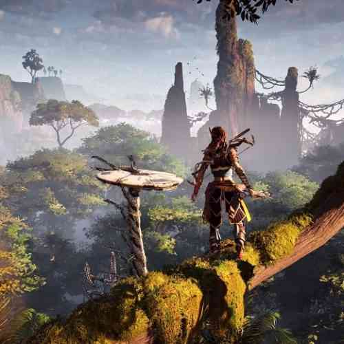 Horizon Zero Dawn FEATURE Horizon Zero Dawn Accolades Trailer horizon zero dawn second patch