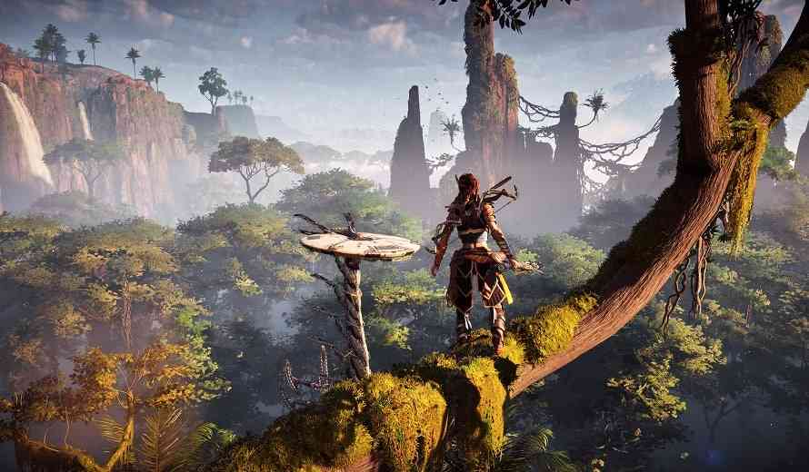 Horizon: Zero Dawn Graphics Are the New Standard, Says Naughty Dog