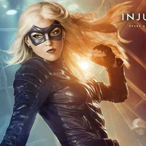 Injustice 2 Black Canary