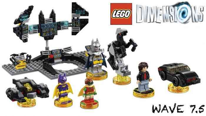 Lego Dimensions Wave 7.5