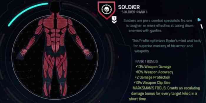 Mass Effect Andromeda's Weapons And Combat Detailed