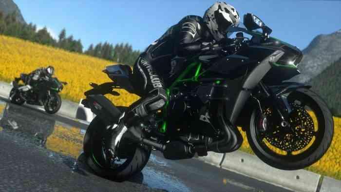 Ride 2 Top Screen