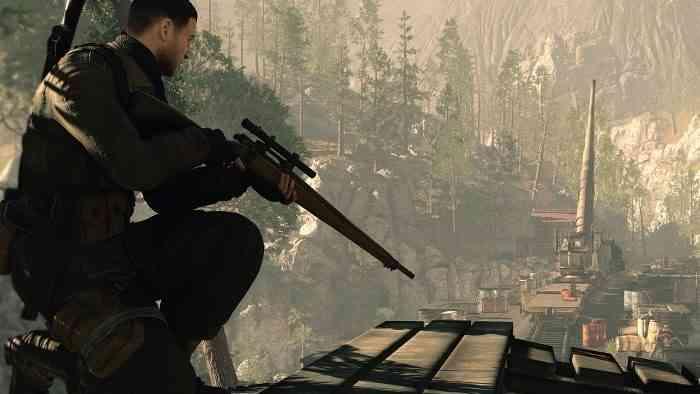 Sniper Elite 4 Screen 2