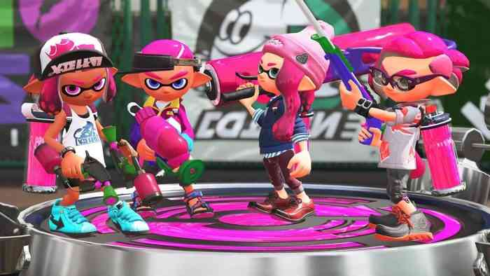 splatoon 2 global testfire Splatoon 2 Splatfest Brings New Stage