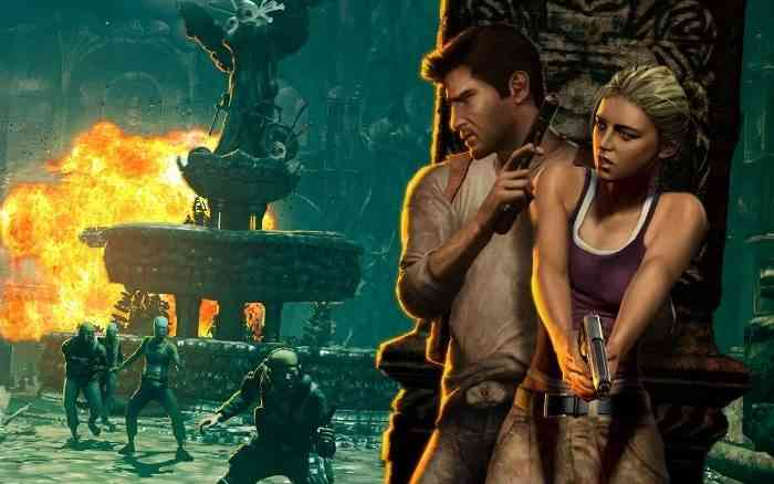 Top 10 Last Generation Uncharted Drake's Fortune