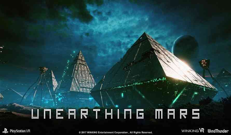 PSVR's Unearthing Mars Promises Enrapturing Space at GDC 2017