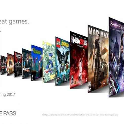 Xbox Pass Featured