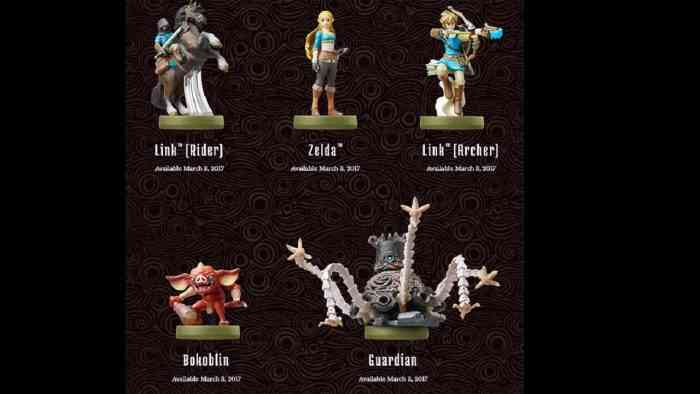 breath of the wild amiibo unlockables nintendo main-min