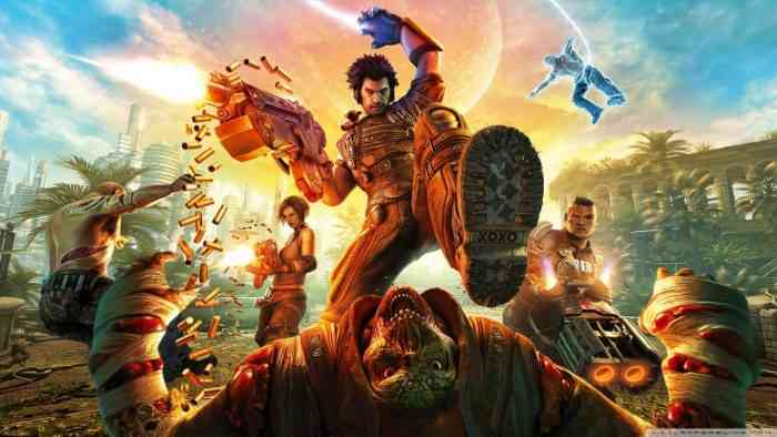 Top 10 Last Gen Bulletstorm