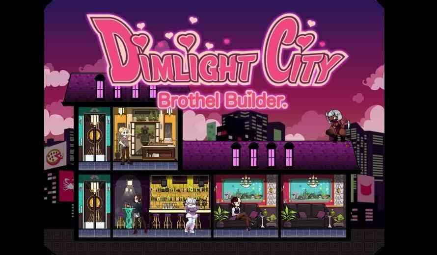 Dimlight City Brothel Builder- Pixel-Art Porn Game Seeks -3949