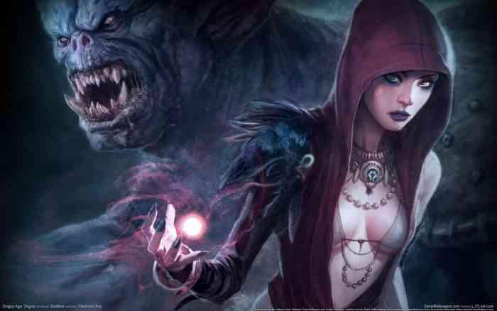Top 10 Last Generation Dragon Age Origins