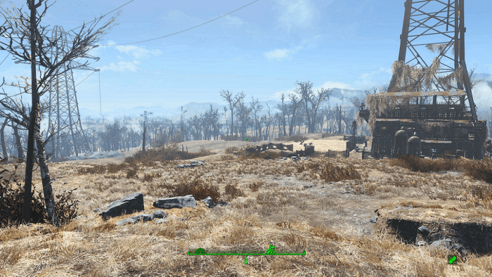 Fallout 4 on PlayStation Pro Gets Huge Graphics Update