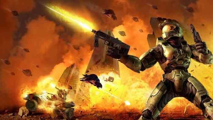 Top 10 Last Generation Halo 2