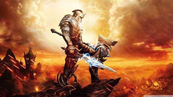 Top 10 Last Generation Kingdoms of Amalur: Reckoning