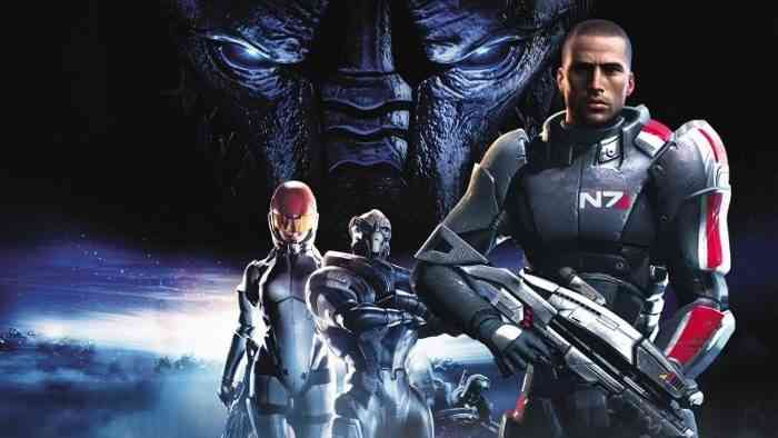 Top 10 Last Generation Mass Effect