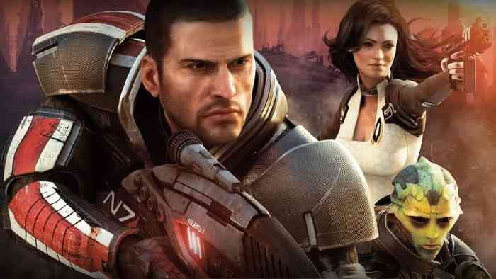Top 10 Last Generation Mass Effect 2