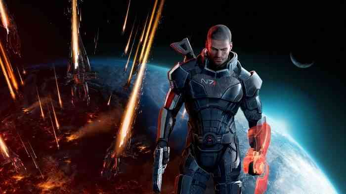 Top 10 Last Generation Mass Effect 3