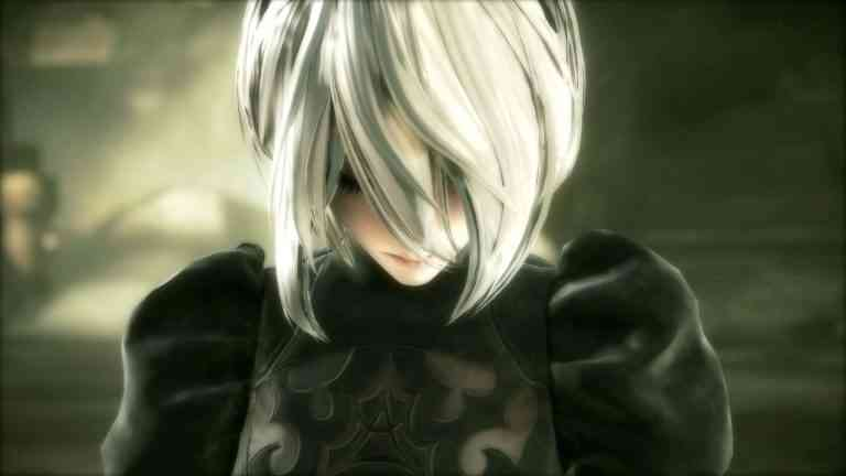 NieR: Automata Nude Mod Happened and its Available Now