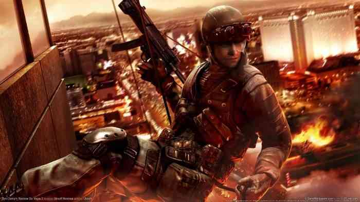 Top 10 Last Generation Rainbow Six Vegas