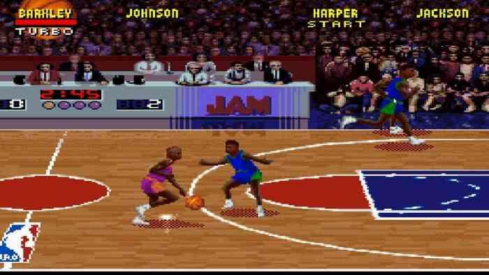 NBA Jam Original Version
