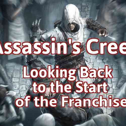Assassin's Creed Looking Back hero