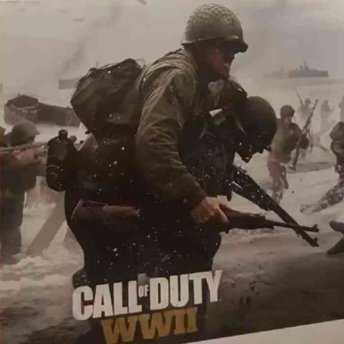 Call of Duty Box Art Leaked