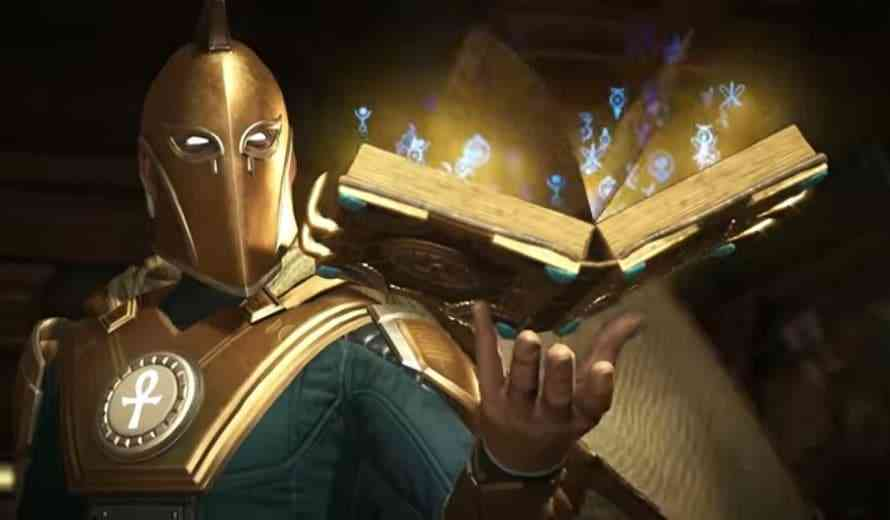Doctor Fate Arrives In New Injustice 2 Trailer For A