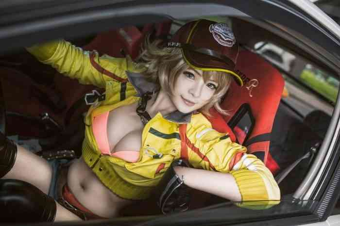 Final Fantasy XV Cindy Pic