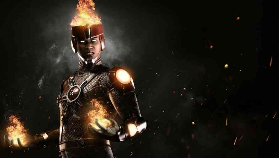 Injustice 2 Adds Its Newest Addition to the Roster: Firestorm